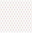seamless lattice pattern vector image