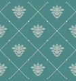 vintage pattern seamless vector image