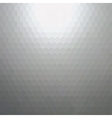 Shiny grey background vector image vector image