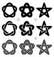 medieval Occult signs vector image vector image