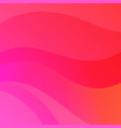 abstract background light red-pink color in eps10 vector image vector image