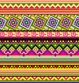 Latin American pattern vector image vector image