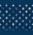 american flag stars - seamless pattern textured vector image vector image