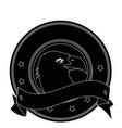 Eagle bird icon