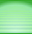 green stripes background vector image vector image