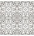 mandala zentangl seamless ornament coloring relax vector image vector image