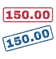 15000 Rubber Stamps vector image vector image