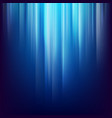 abstract dark space background with glowing blue vector image vector image