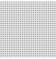 Black openwork network vector image vector image