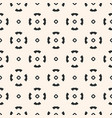 funky style minimalist simple pattern vector image vector image