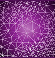 futuristic background with lines and abstract vector image vector image