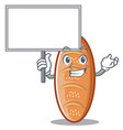 bring board baked bread character cartoon