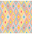 harlequin geometric seamless pattern background vector image