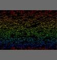 multicolor background vector image vector image