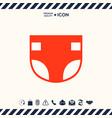 nappy icon vector image