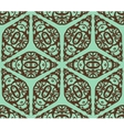 Retro decorative seamless pattern Endless vector image vector image