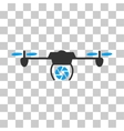 Shutter Spy Airdrone Icon vector image vector image