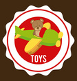 toys graphic vector image