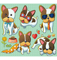 Cute puppy vector | Price: 3 Credits (USD $3)
