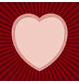 Valentine Heart vector image vector image