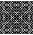 Endless Texture Oriental Geometric Ornament vector image