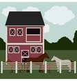 farm animal design vector image vector image