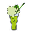 beer isolated icon vector image