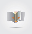 Ebook download vector image vector image