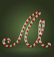 Candy cane abc m