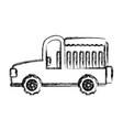 safari car icon vector image