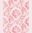 Vintage baroque victorian pattern floral