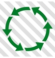 Rotate CCW Icon vector image