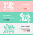 weird and beautiful calligraphy inspiration vector image