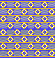 colorful african print cloth kente seamless vector image vector image