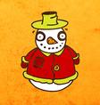 Scarecrow Cartoon vector image vector image