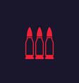 bullets ammo icon