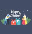 chuseok tteok korean tradition asian thanksgiving vector image
