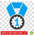 First Place Eps Icon vector image