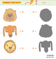Visual puzzle or picture riddle vector image vector image