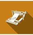 Loom icon vector image