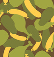 Military camouflage food Meat texture for Army vector image vector image