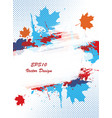 bright grungy background vector image vector image