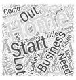 Home Business What to Consider Word Cloud Concept vector image vector image