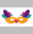masquerade disguise clothing attribute masque vector image