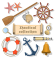 Nautical Collection 3 vector image