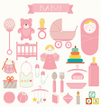 babies and baproducts vector image