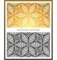 Original seamless pattern high quality Rhythmic vector image vector image