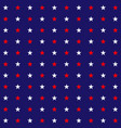 stars seamless pattern star background eps10 vector image vector image