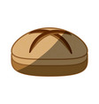 dinner roll loaf vector image vector image
