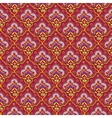Indian seamless ethnic pattern vector image vector image
